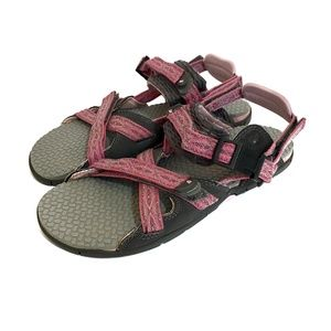 The North Face Girl's Fillies Pink Sport Sandals